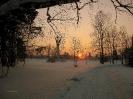 Безмятежный закат