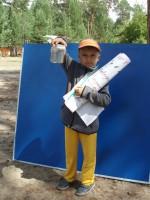 Иванов Сергей на полевой НПК