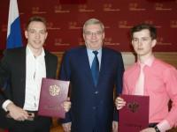 Лауреаты премии Президента